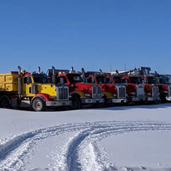 We Have the Greater Toronto Area's Largest Fleet of Trucks Available